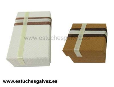Cajas de cartón cinta raso