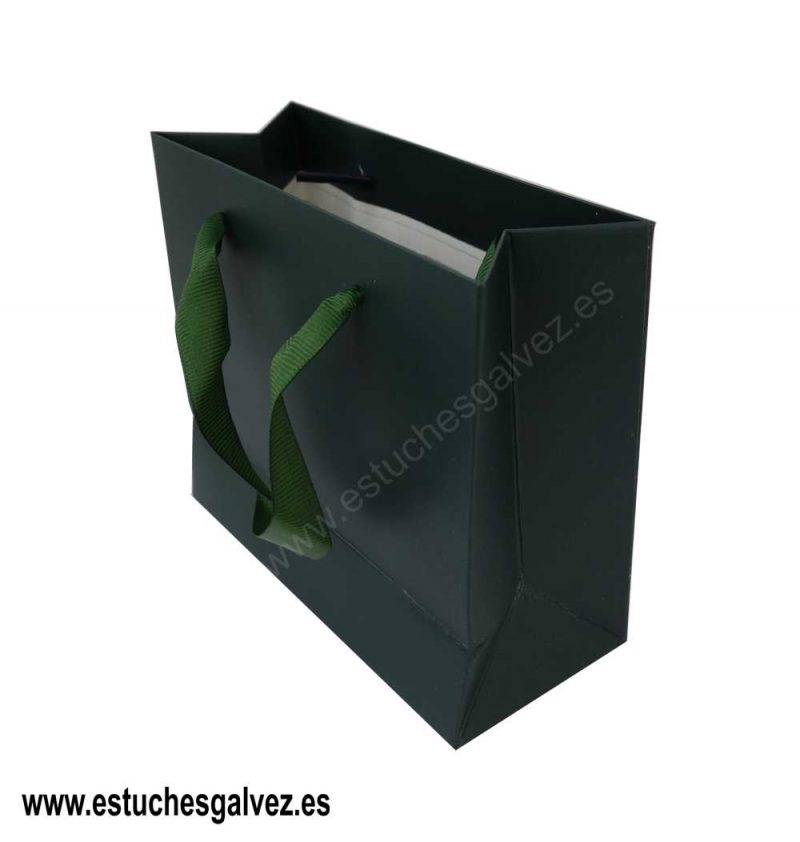 Bolsa cinta verde
